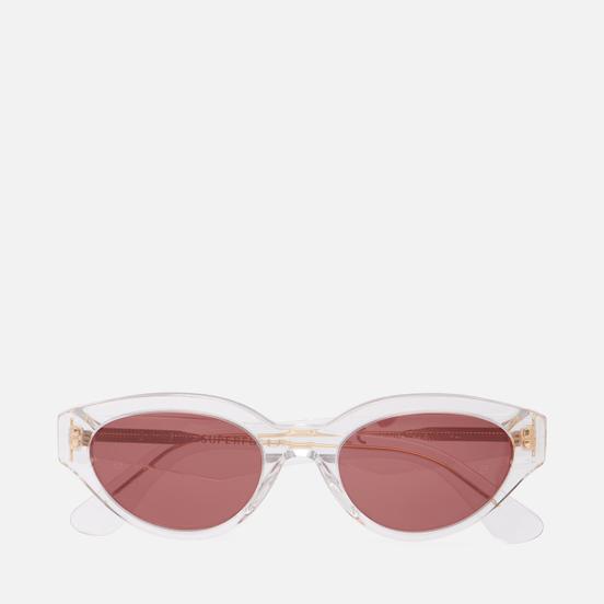 Солнцезащитные очки RETROSUPERFUTURE Drew Crystal