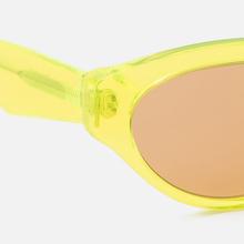 Солнцезащитные очки RETROSUPERFUTURE Drew 53 Hot Yellow фото- 2