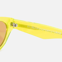 Солнцезащитные очки RETROSUPERFUTURE Drew 53 Hot Yellow фото- 3