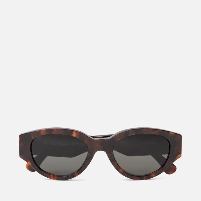 Солнцезащитные очки RETROSUPERFUTURE Drew Mama 53 Classic Havana