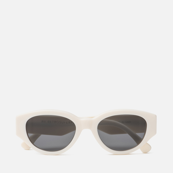 Солнцезащитные очки RETROSUPERFUTURE Drew Mama 51 Panna