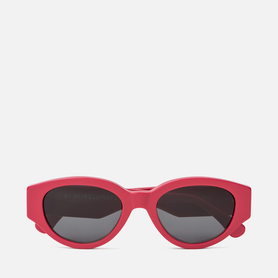 Солнцезащитные очки RETROSUPERFUTURE Drew Mama Red