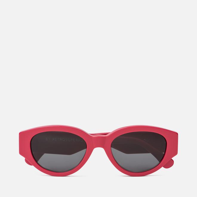 Солнцезащитные очки RETROSUPERFUTURE Drew Mama 51 Red