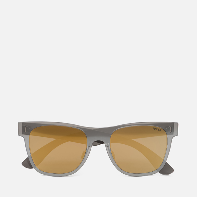 961795bc63 Солнцезащитные очки RETROSUPERFUTURE Duo-Lens Classic Gold Silver 58 UF8