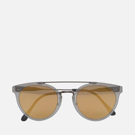 Солнцезащитные очки RETROSUPERFUTURE Duo-Lens Giaguaro Gold Silver 53