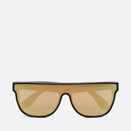 Солнцезащитные очки RETROSUPERFUTURE Flat Top Forma Gold