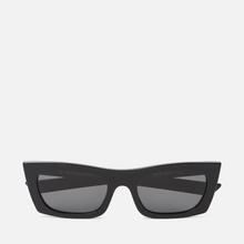 Солнцезащитные очки RETROSUPERFUTURE Fred 53 Black фото- 0
