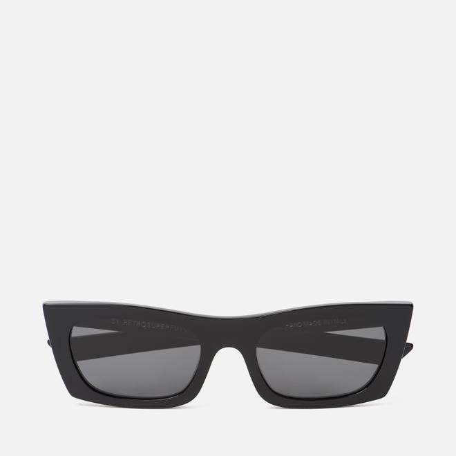 Солнцезащитные очки RETROSUPERFUTURE Fred Black 53