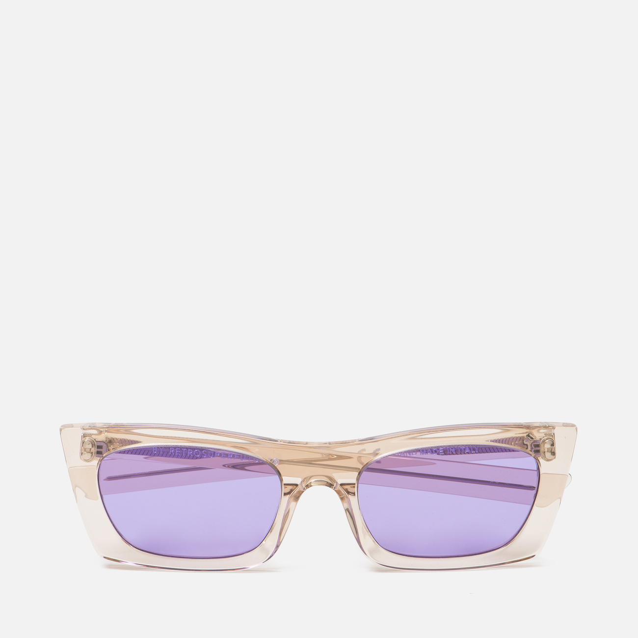 Солнцезащитные очки RETROSUPERFUTURE Fred Resin 53