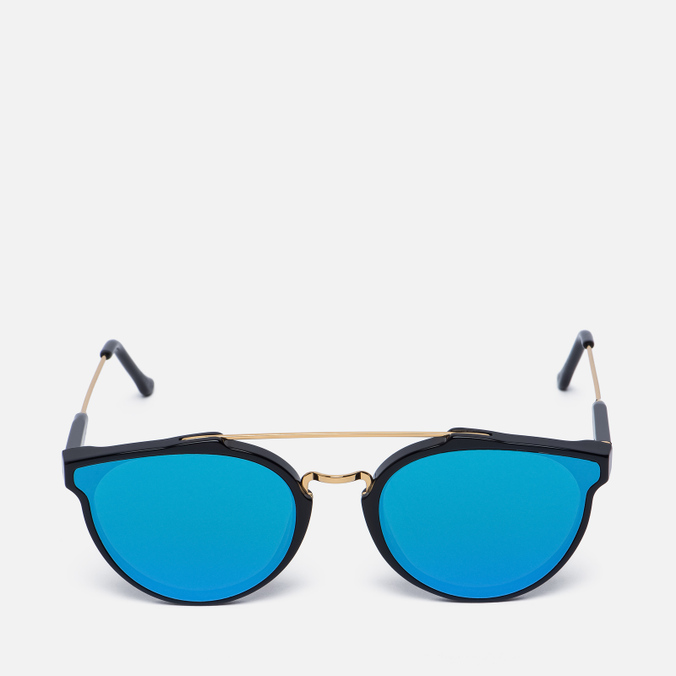Солнцезащитные очки RETROSUPERFUTURE Giaguaro Forma Blue