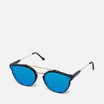 Солнцезащитные очки RETROSUPERFUTURE Giaguaro Forma Blue фото- 1