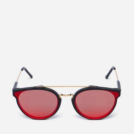 Солнцезащитные очки RETROSUPERFUTURE Giaguaro Forma Red