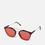 Солнцезащитные очки RETROSUPERFUTURE Giaguaro Forma Red фото- 1