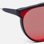 Солнцезащитные очки RETROSUPERFUTURE Giaguaro Forma Red фото- 2