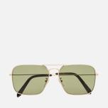 Солнцезащитные очки RETROSUPERFUTURE Iggy Green/Havana 58 фото- 0