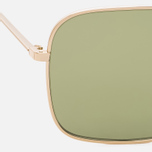 Солнцезащитные очки RETROSUPERFUTURE Iggy Green/Havana 58 фото- 2