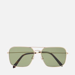 Солнцезащитные очки RETROSUPERFUTURE Iggy Green/Havana