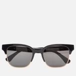 Солнцезащитные очки RETROSUPERFUTURE Lele Black фото- 0