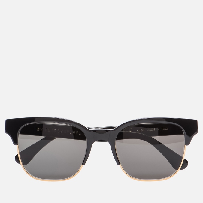 Солнцезащитные очки RETROSUPERFUTURE Lele Black