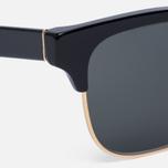 Солнцезащитные очки RETROSUPERFUTURE Lele Black фото- 2