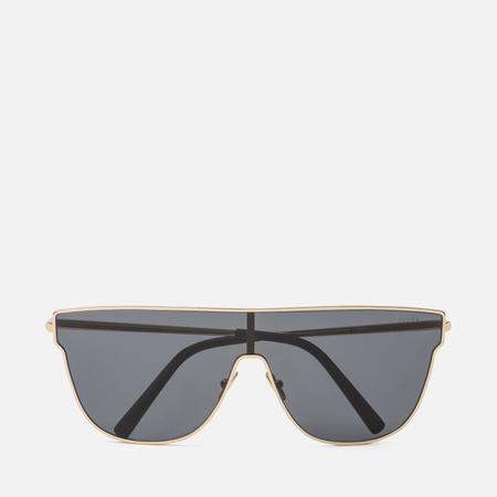 Солнцезащитные очки RETROSUPERFUTURE Lenz Flat Top Black 58