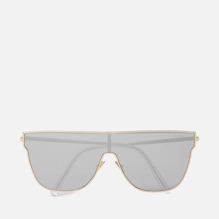 Солнцезащитные очки RETROSUPERFUTURE Lenz Flat Top Silver 55