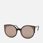 Солнцезащитные очки RETROSUPERFUTURE Lucia Forma Rose Gold фото- 1