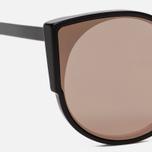 Солнцезащитные очки RETROSUPERFUTURE Lucia Forma Rose Gold фото- 2