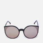 Солнцезащитные очки RETROSUPERFUTURE Lucia Forma Rose Gold фото- 0