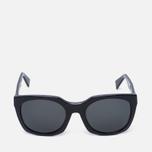 Солнцезащитные очки RETROSUPERFUTURE Quadra Black фото- 0