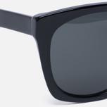 Солнцезащитные очки RETROSUPERFUTURE Quadra Black фото- 3