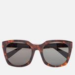 Солнцезащитные очки RETROSUPERFUTURE Quadra Classic Havana фото- 0