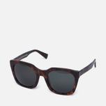 Солнцезащитные очки RETROSUPERFUTURE Quadra Classic Havana фото- 1