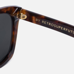 Солнцезащитные очки RETROSUPERFUTURE Quadra Classic Havana фото- 3