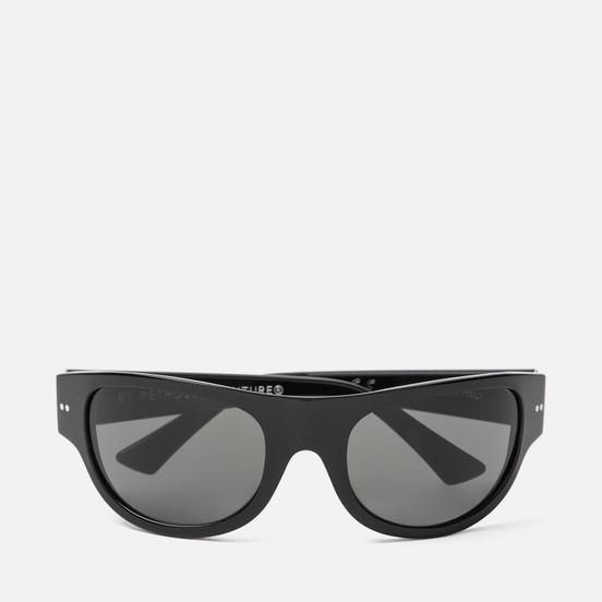 Солнцезащитные очки RETROSUPERFUTURE Reed Black