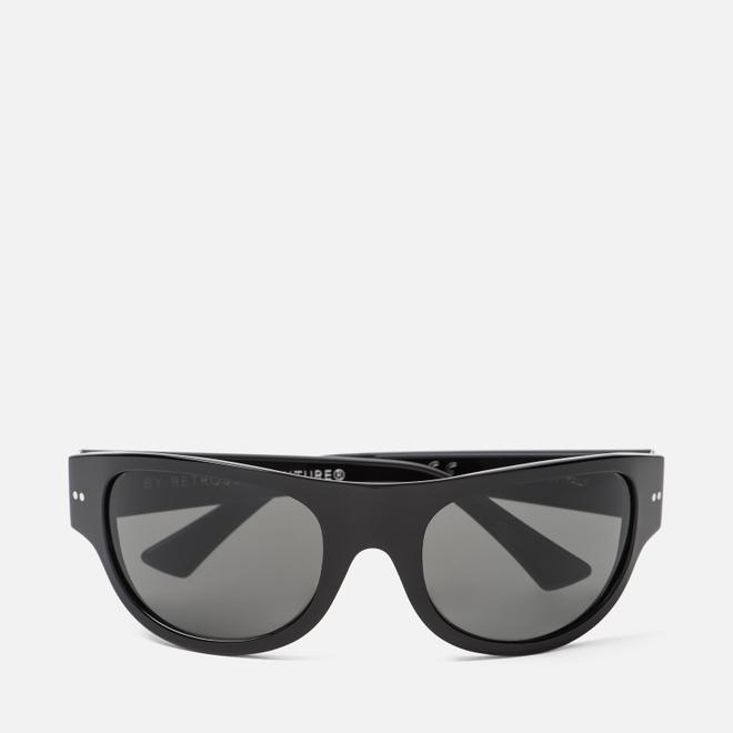 Солнцезащитные очки RETROSUPERFUTURE Reed 58 Black