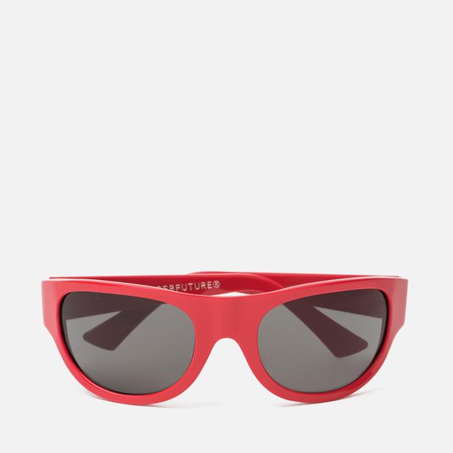 Солнцезащитные очки RETROSUPERFUTURE Reed Turbo 58 Red
