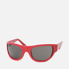 Солнцезащитные очки RETROSUPERFUTURE Reed Turbo Red фото- 1
