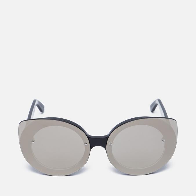 Солнцезащитные очки RETROSUPERFUTURE Rita Black Ivory
