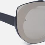 Солнцезащитные очки RETROSUPERFUTURE Rita Black Ivory фото- 2