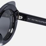 Солнцезащитные очки RETROSUPERFUTURE Rita Black Ivory фото- 3