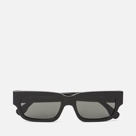 Солнцезащитные очки RETROSUPERFUTURE Roma Black 54