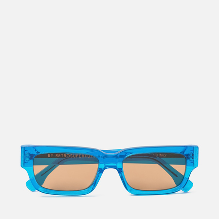 Солнцезащитные очки RETROSUPERFUTURE Roma Hot Blue 54