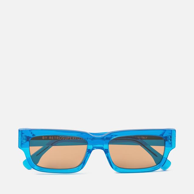 Солнцезащитные очки RETROSUPERFUTURE Roma 54 Hot Blue