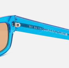 Солнцезащитные очки RETROSUPERFUTURE Roma 54 Hot Blue фото- 3