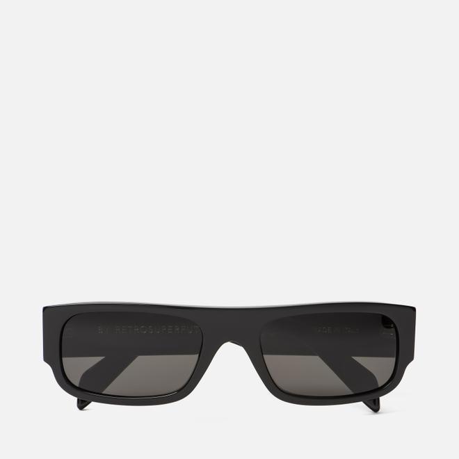 Солнцезащитные очки RETROSUPERFUTURE Smile 54 Black