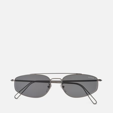 Солнцезащитные очки RETROSUPERFUTURE Tema Black 59