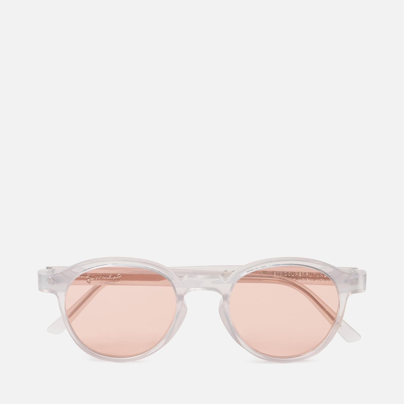 Солнцезащитные очки RETROSUPERFUTURE x Andy Warhol The Iconic Series 49 Crystal Grey