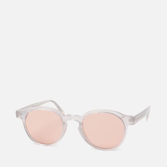 Солнцезащитные очки RETROSUPERFUTURE x Andy Warhol The Iconic Series Crystal Grey
