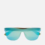 Солнцезащитные очки RETROSUPERFUTURE Tuttolente Classic Azure 58 фото- 0